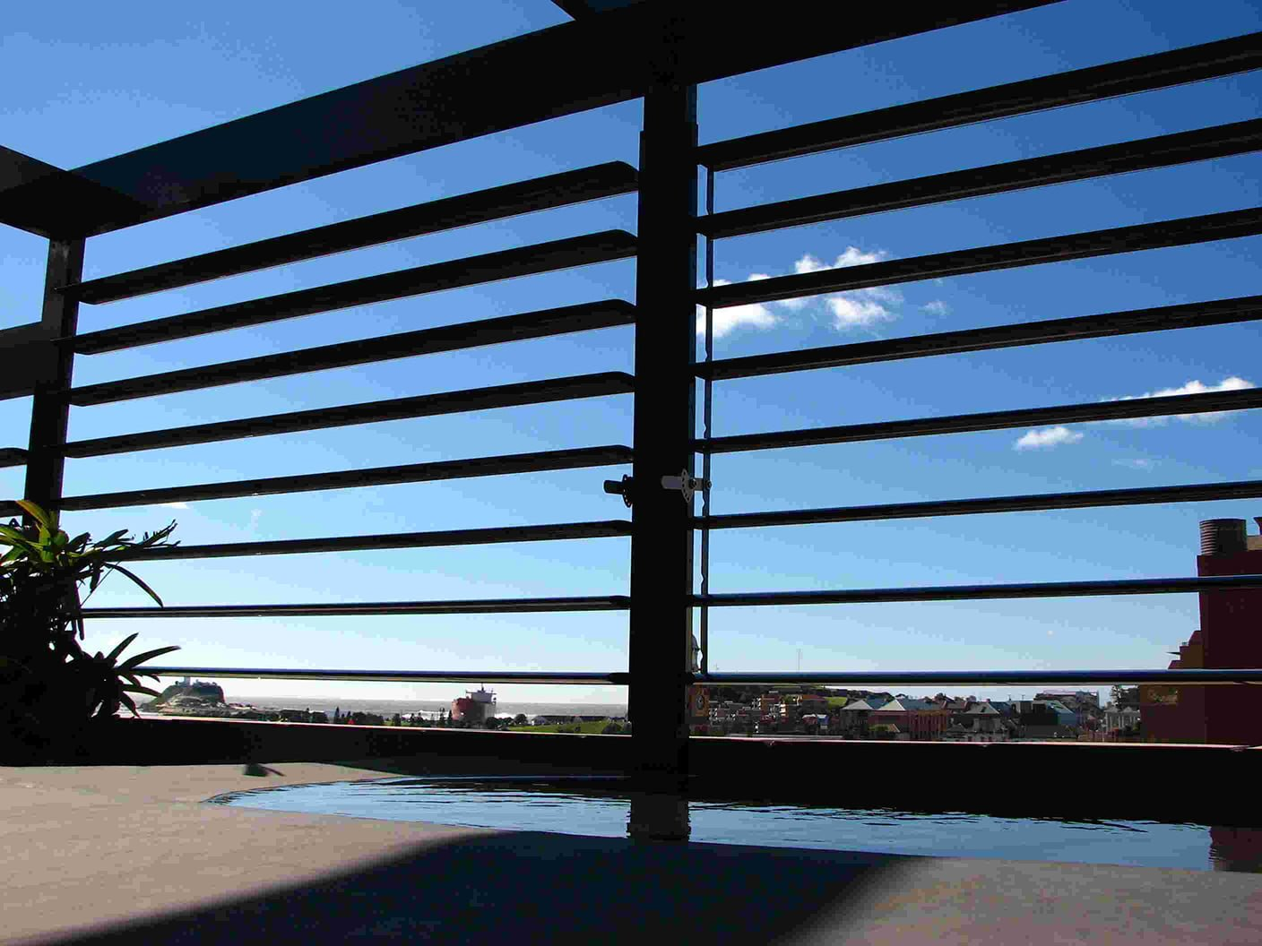 Sun Louvre Awnings Eclipse Opening Shade Systems