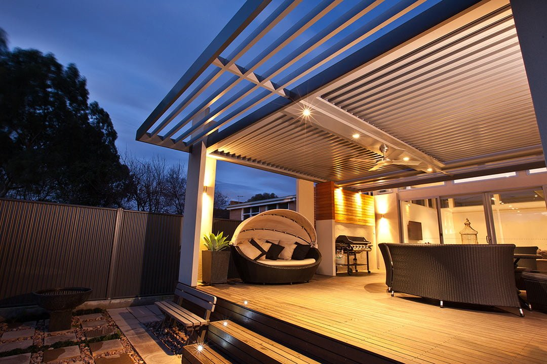 Portico Openable Roof System