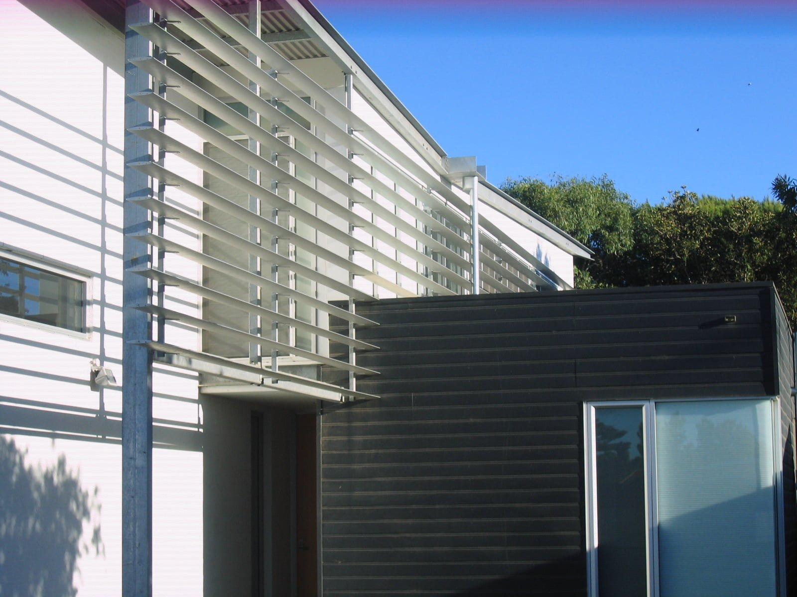 Residential Sun Louvres