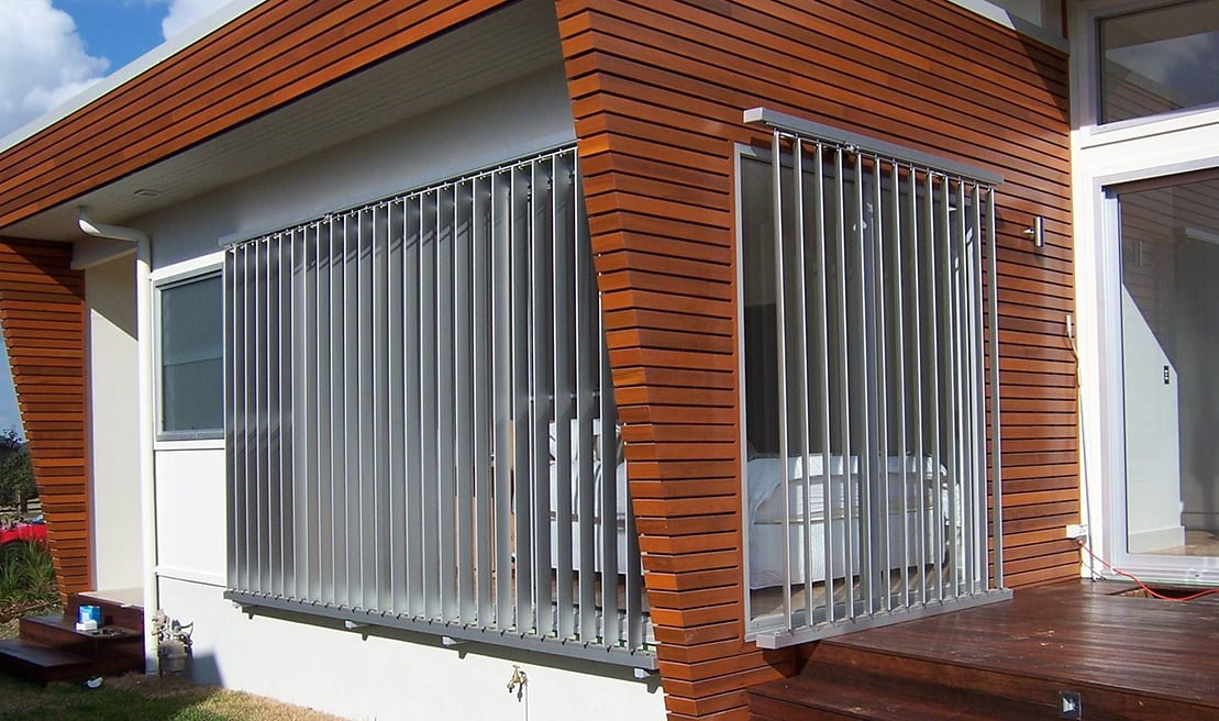 Sun Louvres Privacy Louvres